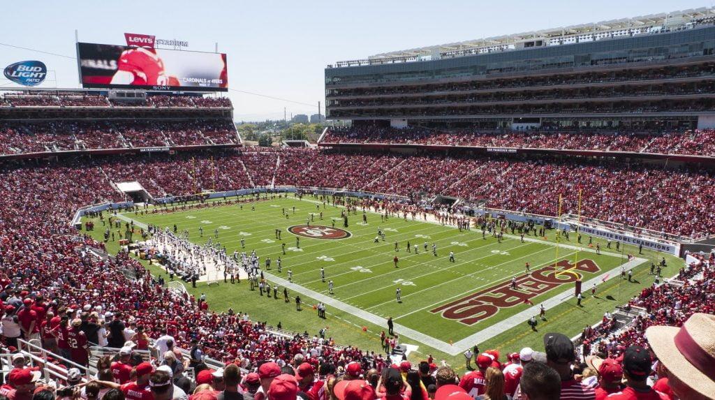 Levi's Stadium en Santa Clara, California